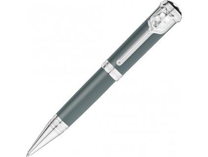 Kuličkové pero Montblanc 119829 Rudyard Kipling  + dárkový poukaz v hodnotě 1000Kč