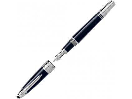 Plnící pero Montblanc J.F. Kennedy 111045  + dárkový poukaz v hodnotě 1000Kč + toaletní voda Montblanc v hodnotě 520Kč