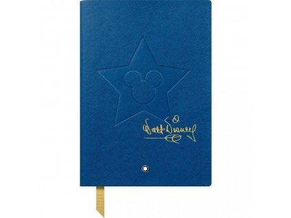 Notes Montblanc 119505 Great Characters, Walt Disney  + možnost výměny do 90 dní