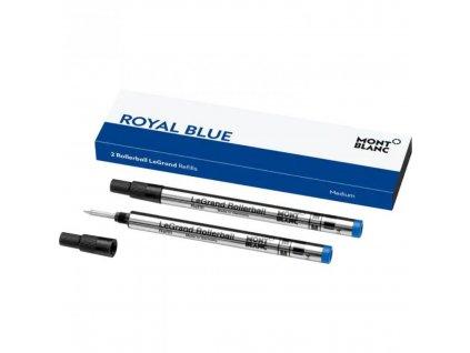 Náplň Montblanc pro rollerbal 124503 M LeGrand royal blue