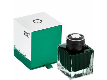 Inkoust Montblanc 118124 Emerald Green 50 ml  + možnost výměny do 90 dní