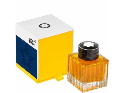 Inkoust Montblanc 119596 Walt Disney 50 ml Yellow  + možnost výměny do 90 dní