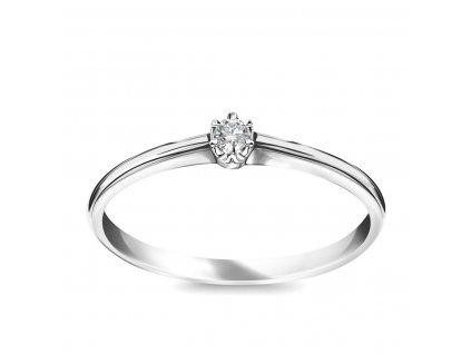 Zlatý dámský prsten Julietta 1321W2H