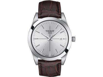 tissot gentleman quartz t1274101603101 203027 222193