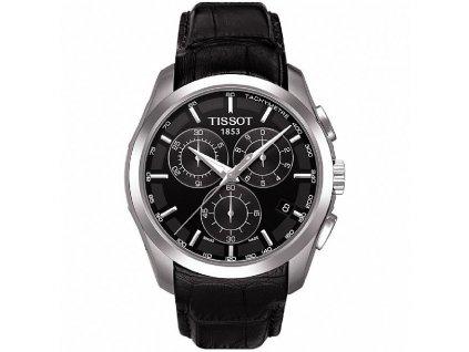 Tissot Couturier T035.617.16.051.00  + prodloužená záruka 5 let + možnost výměny do 90 dní + 5 let na výměnu baterie zdarma