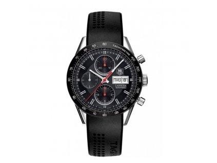 TAG Heuer Carrera CV201AH.FT6014  + prodloužená záruka 5 let + pojištení na rok + natahovač na hodinky ZDARMA