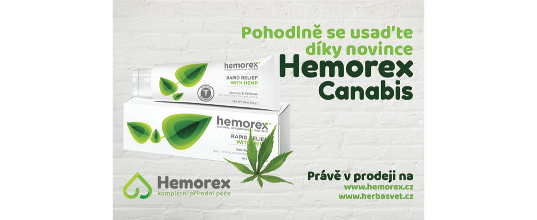 Hemorex Cannabis