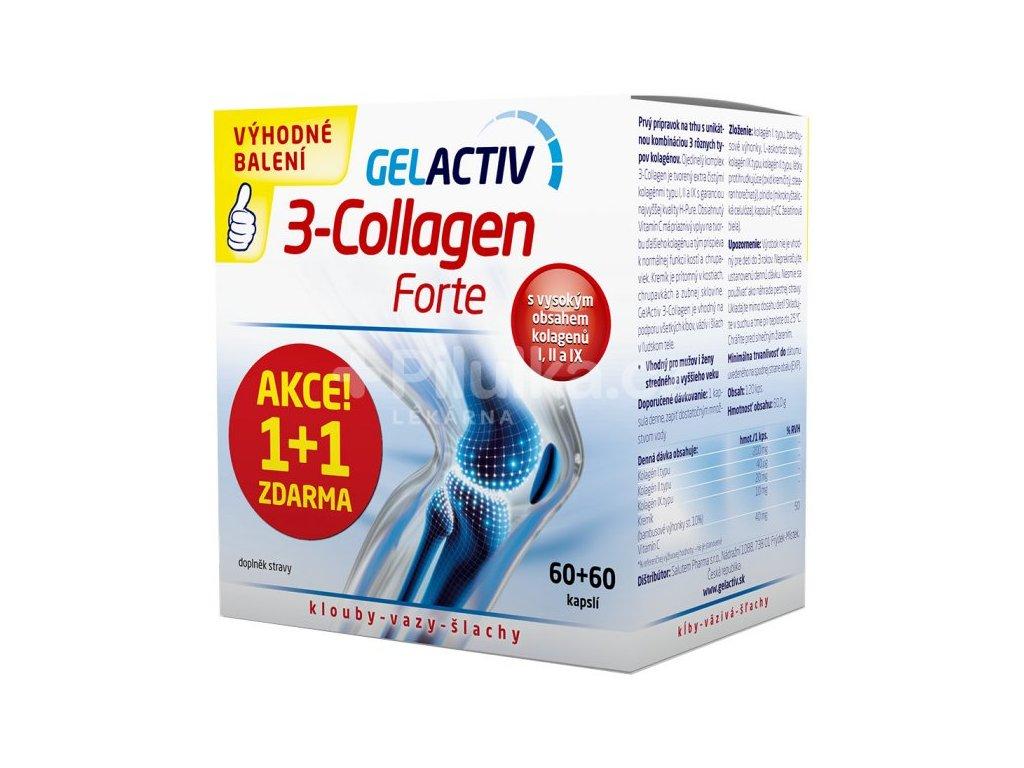 GelActiv 3 kolagen