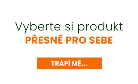 Výběr produktu podle problému