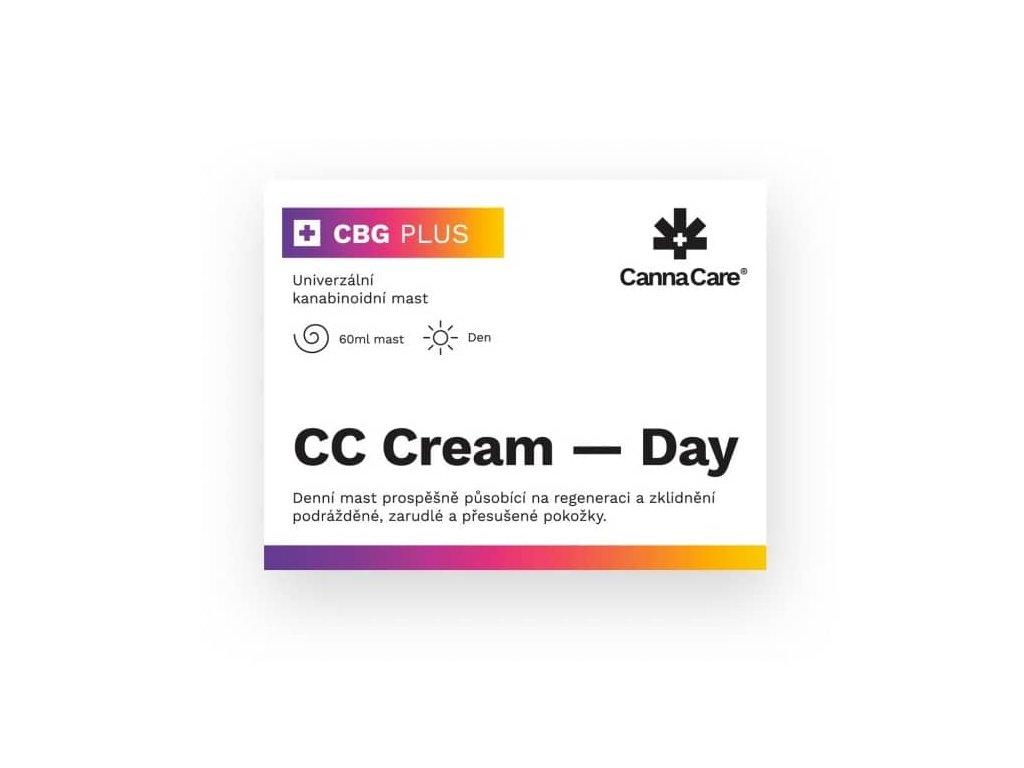 CBG konopná mast (60 ml) CannaCare
