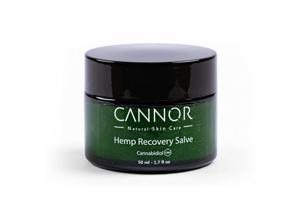 regeneracni mast CBD Cannor