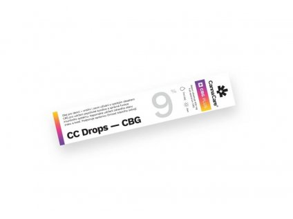 9% CBG olej (7 ml) CannaCare