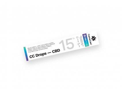 15% CBD olej (7 ml) CannaCare
