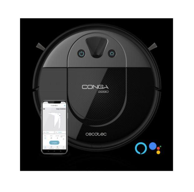 Vše pro smart home s vysavači Conga