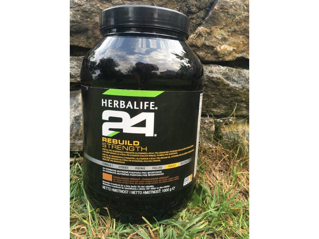 HERBALIFE 24 FORMULA   REBUILD STRENGTH