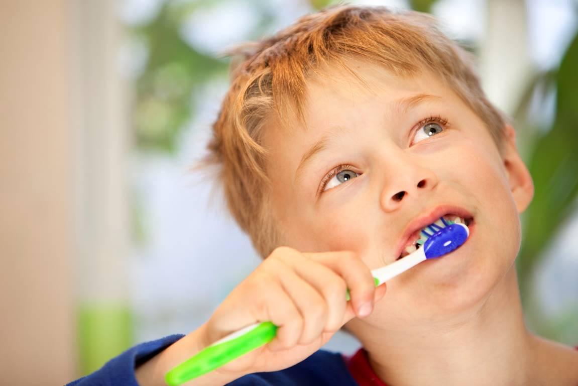 Péče o dětské zuby