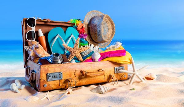 6 věcí, které nesmí chybět na letošní dovolené!
