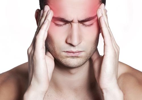 Bolest hlavy, migréna, spánek, nervy a stres