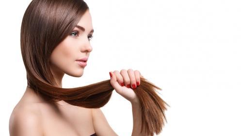 Zpevnění vlasů