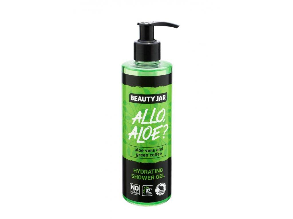 Beauty Jar - ALLO, ALOE? hydratační sprchový gel 250 ml