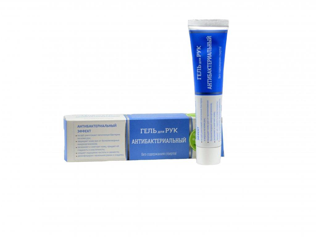 antibakterialny gel dezinfekcia