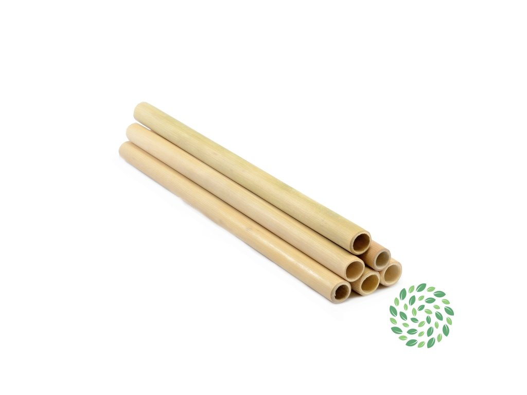 Bambusová brčka - Herbatica