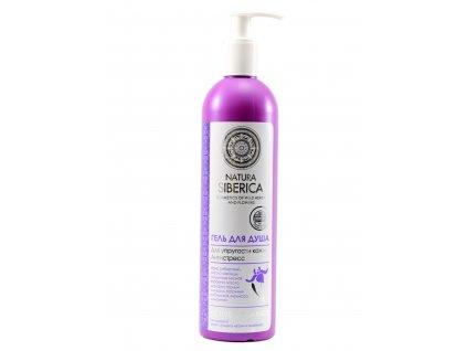 Antistresový sprchový gel na zpevnění pokožky - Natura Siberica - 400 ml