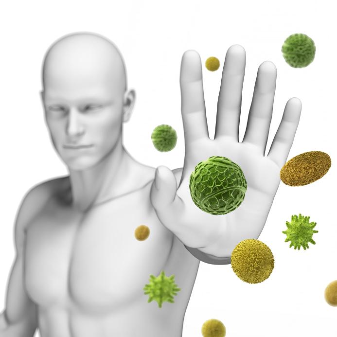 Immunrendszer és kevés energia