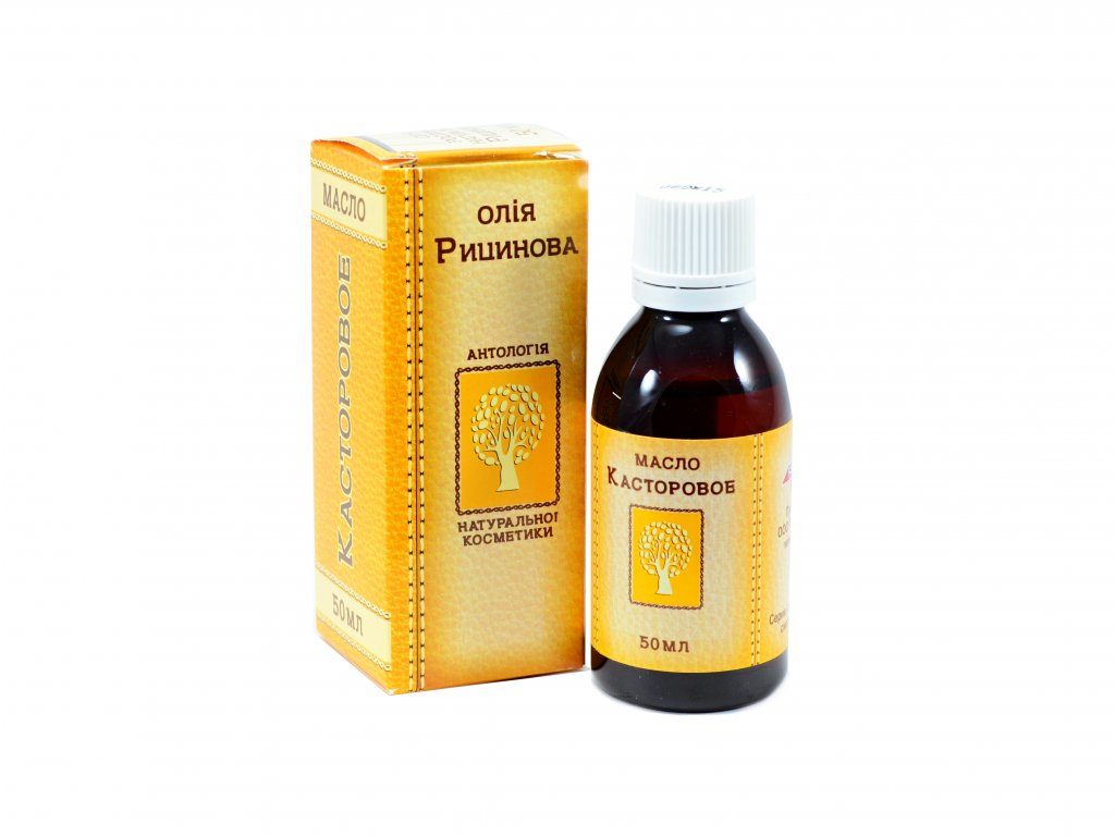 Pharmacom - ricinusolaj 50ml