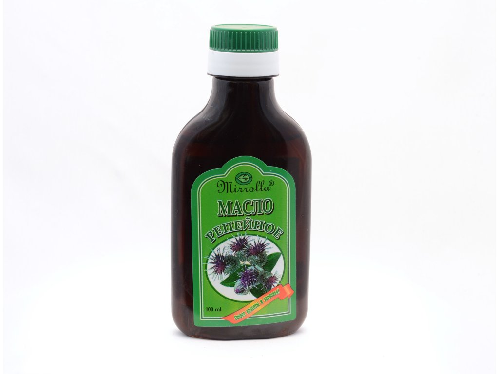 Mirrolla bojtorján olaj - 100 ml