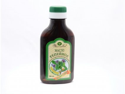 mirrolla burdock oil ozonized with nettle 150ml