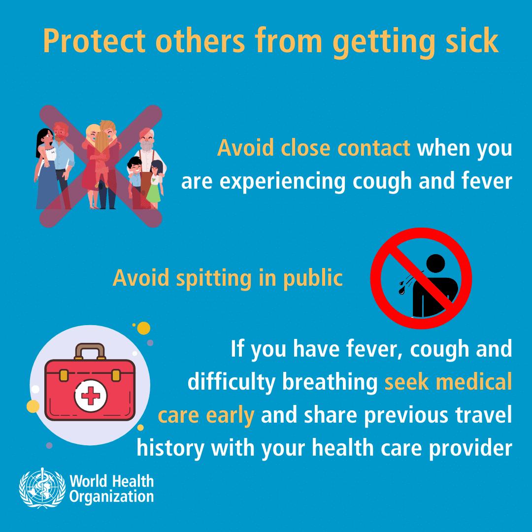 6 tipov v boji proti chrípke