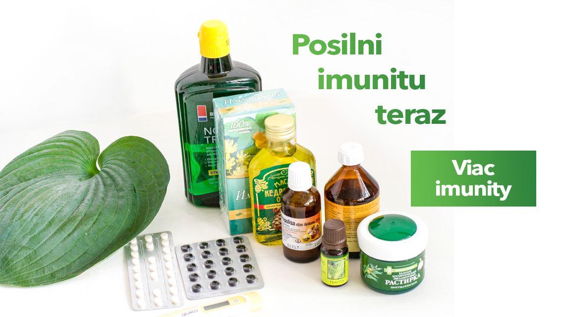 Posilni imunitu teraz