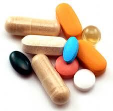 Vitamíny a potravinové doplnky