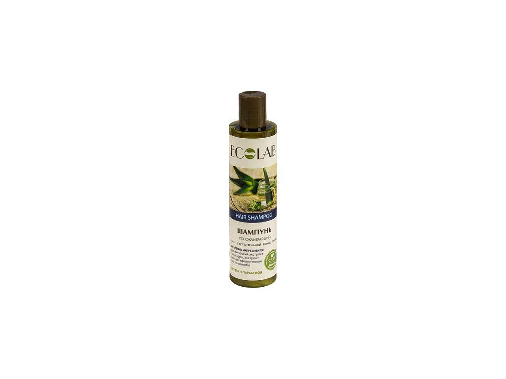szampon kojacy do wrazliwej skory glowy