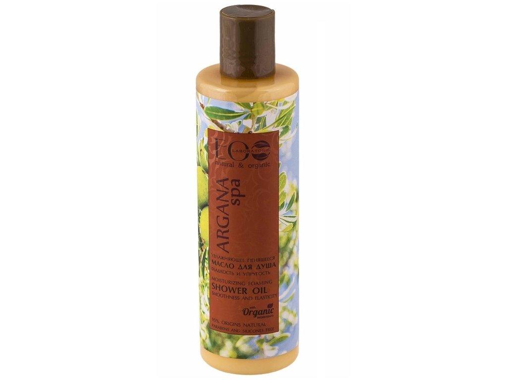 Hydratačný sprchový gél, olejový - Argan Spa - EOLab - 350ml