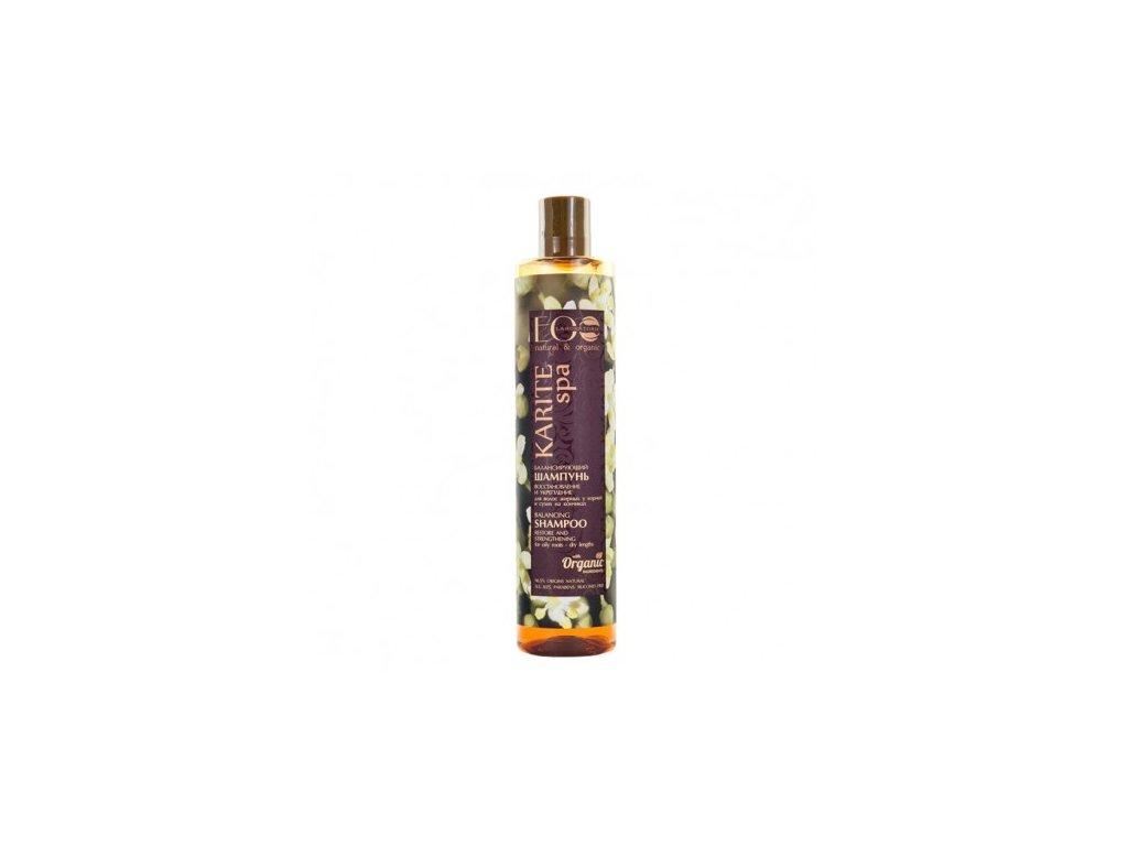 Šampón na obnovenie a posilnenie - Karite Spa - EOLab - 350 ml