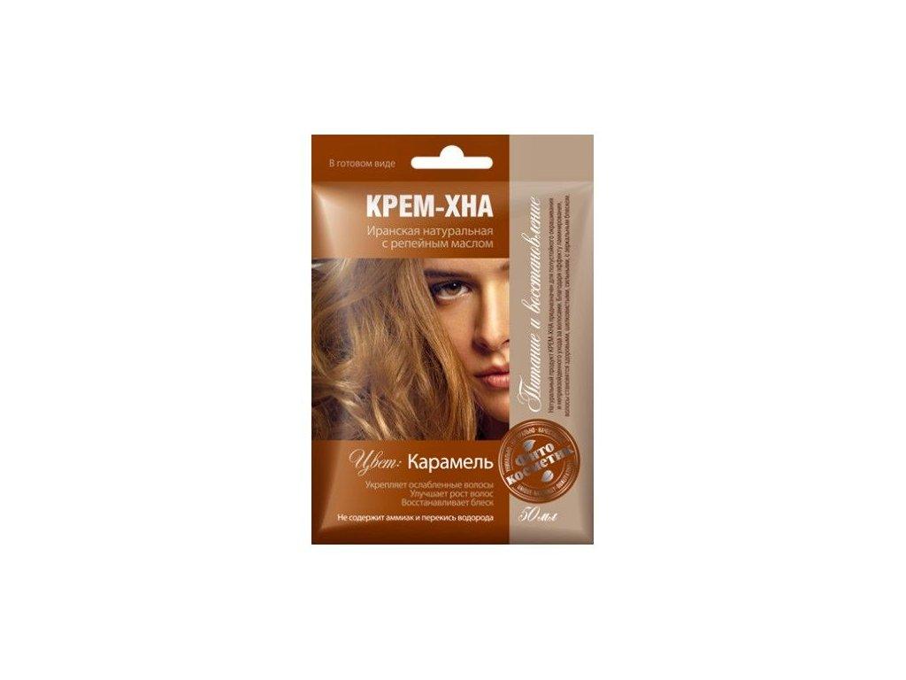 kremova henna karamelova fitokosmetik 50ml 661969 0