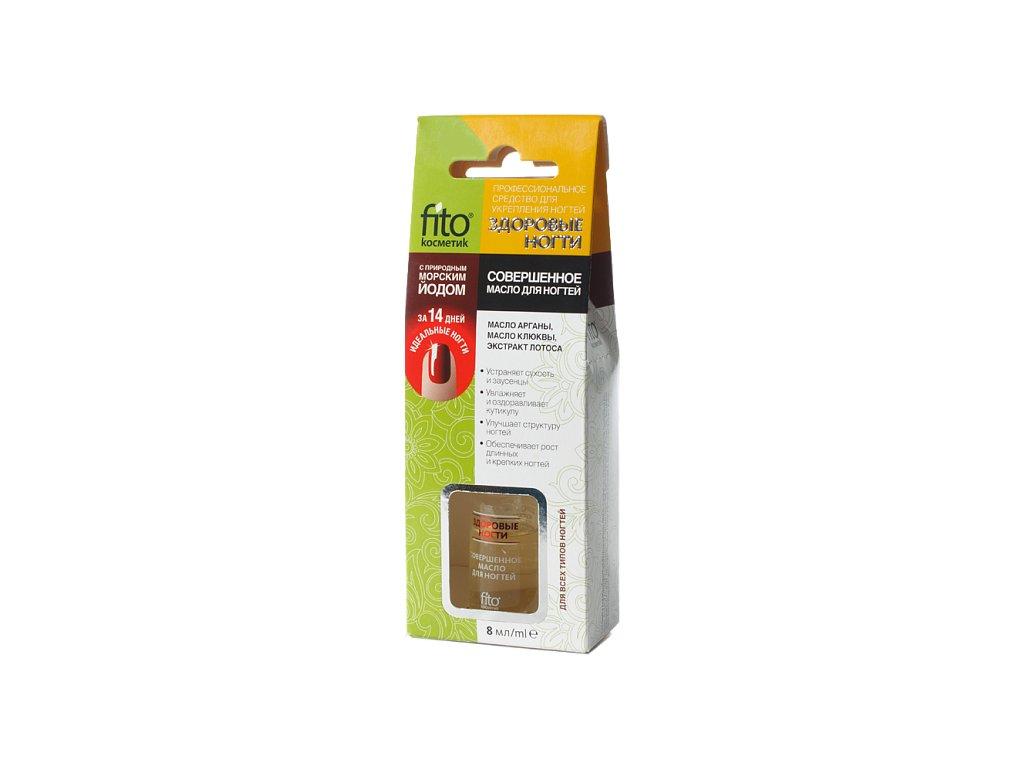 Fitokosmetik Posilňujúci olej na nechty 8ml