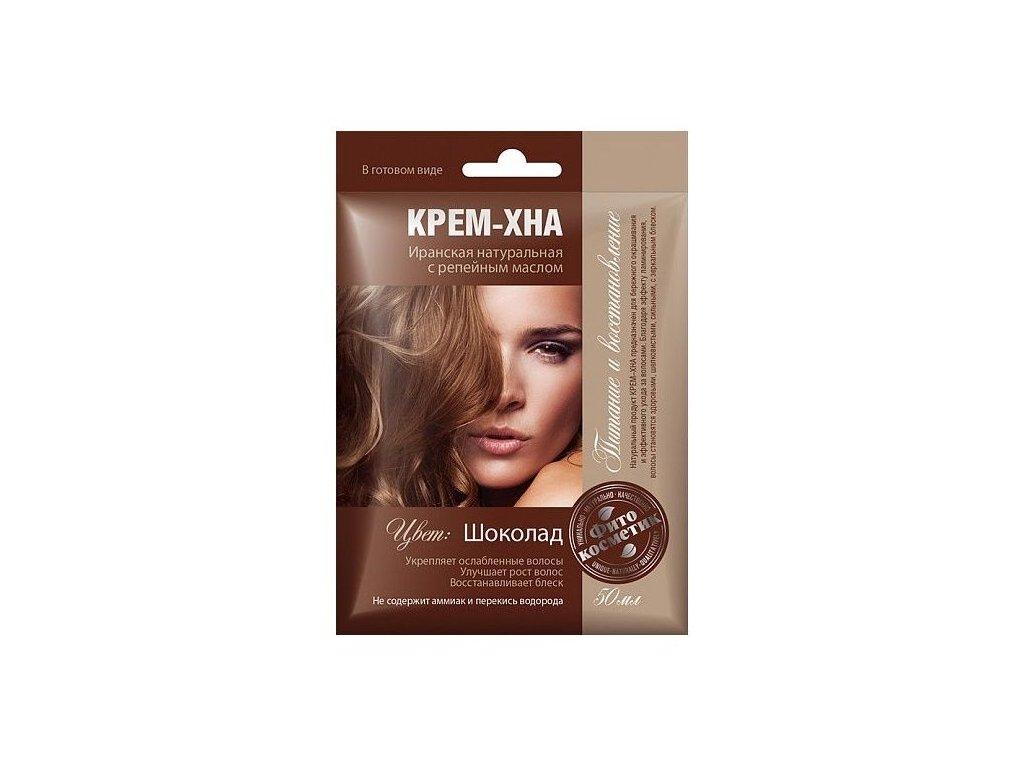 kremova henna horka cokolada fitokosmetik 50ml 665901 0