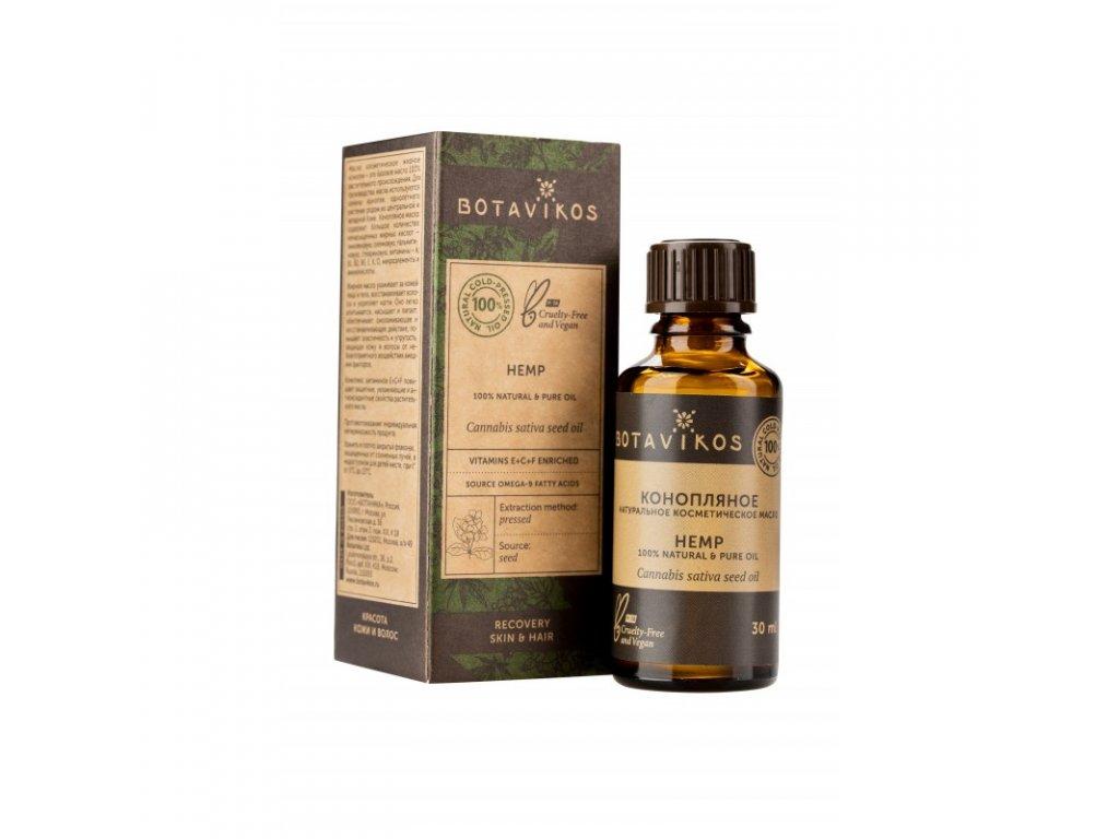 Konopný mastný olej - Botanika - 30 ml