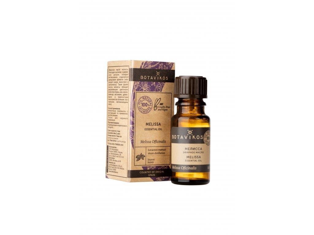 """100% prírodný esenciálny olej """"Medovka liečivá"""" - Botanika - 10 ml"""