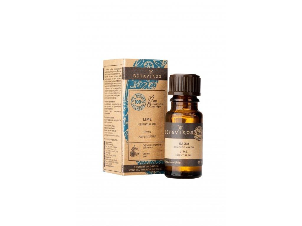 100% esenciálny limetkový olej - Botavikos - 10ml