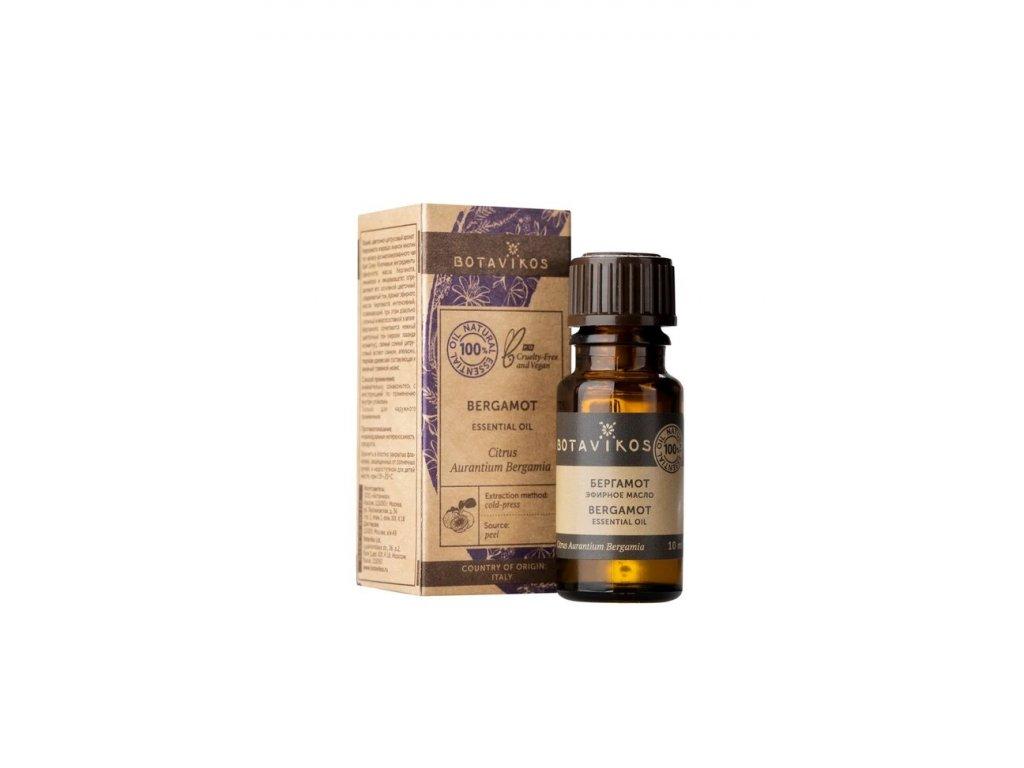 """100% prírodný esenciálny olej """"Bergamot"""" - Botavikos -  10 ml"""