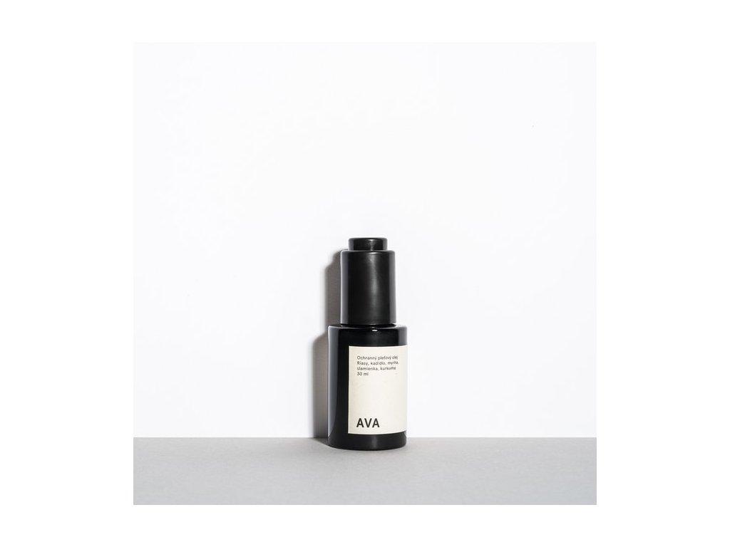 Ochranný pleťový olej (voči vonkajším vplyvom znečisteného prostredia) AVA - Mylo - 30ml