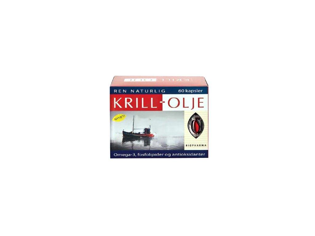 Krill olje