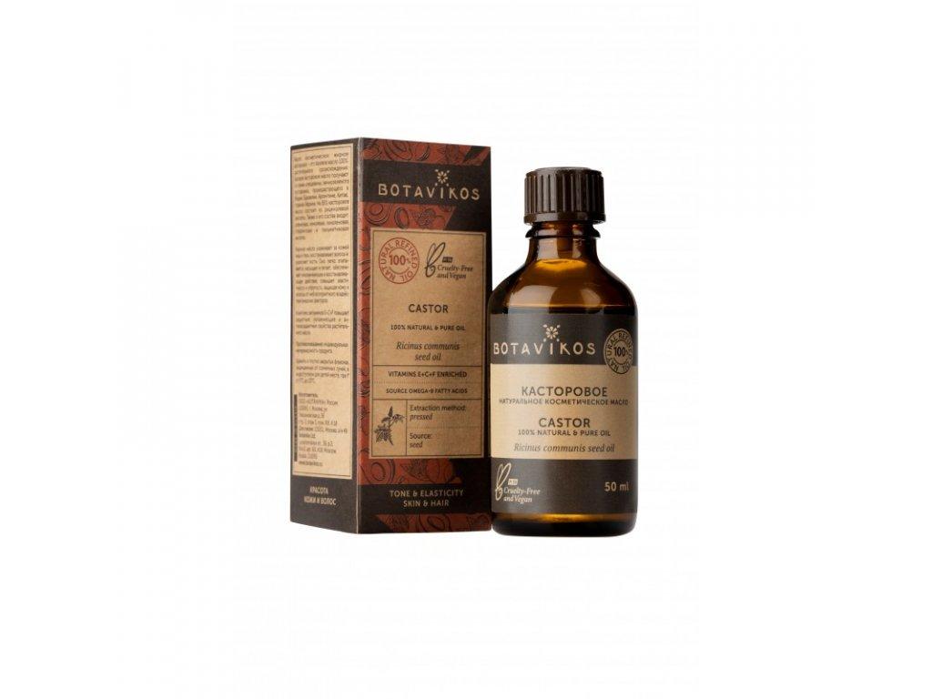 Ricínový 100% olej - Botavikos - 50 ml