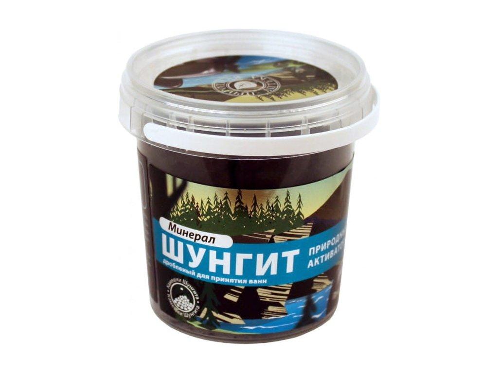 Šungit - čistič vody - Fratti - 160 g