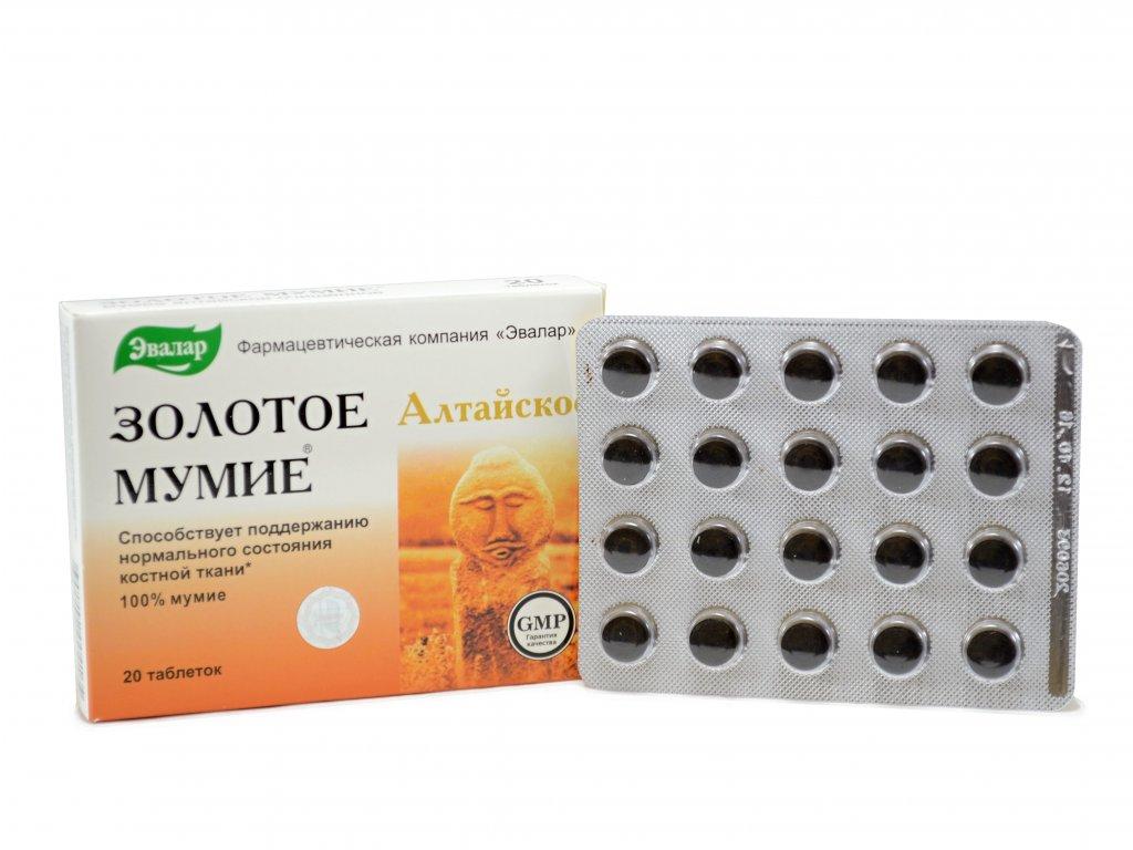 0190 Mumio tabletky