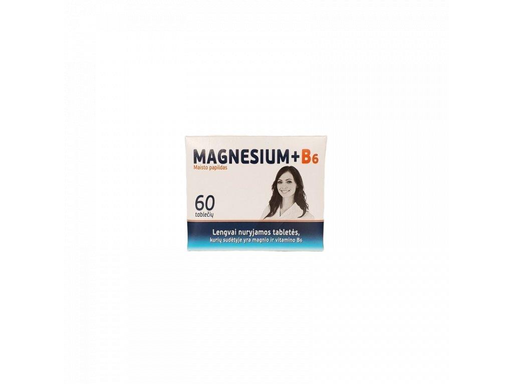 magnis vitaminas b6 60 tabl